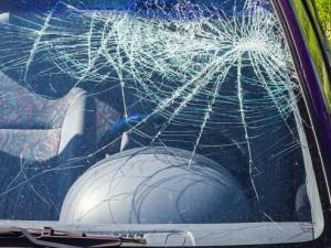 U Vranovic se stala vážná dopravní nehoda, mladý řidič havárii nepřežil