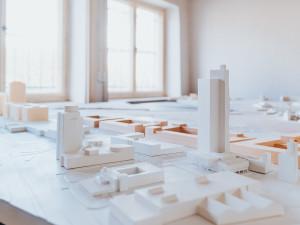 Brněnští architekti vytváří model plánované čtvrti Trnitá, pomůže vybrat podobu nového nádraží