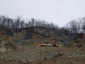 Začnou odstřely skály pod Wilsonovým lesem, řidiče čekají omezení