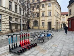 Brno obohatí další sdílené koloběžky a skútry, přichází z Ostravy
