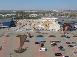 Nejstaršímu obchodnímu centru v Brně zvoní hrana, Avion se bude prodávat