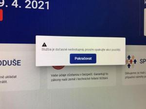 Dnes začalo sčítání lidu. Online formulář nefunguje