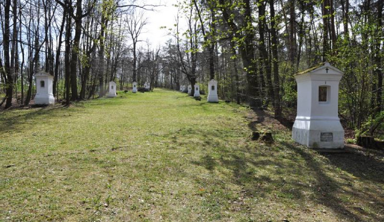 Letošní Velikonoce jsou příležitostí k objevování křížových cest