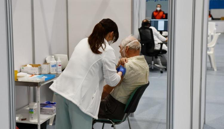 Na jižní Moravě přibylo další velkokapacitní očkovací centrum