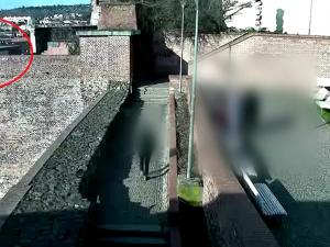 Děsivý pád. Sedmnáctiletá dívka se zřítila z hradeb na Petrově, předtím popíjela