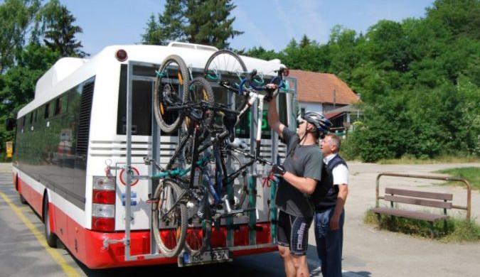 Mezi Brnem a Vídní vyjedou cyklobusy