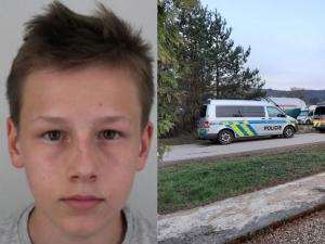 PÁTRÁNÍ: Tomáš (15) se nevrátil domů. V Brně ho hledají policisté, psi i vrtulník