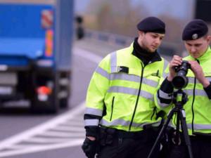 Nohu z plynu. Policie na příští středu chystá další Speed Marathon