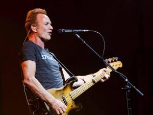 Sting do Slavkova znovu nepřijede, koncert už potřetí odložil