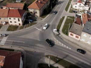 Dopravu ve Slavkově u Brna ochromí rekonstrukce hlavního průtahu