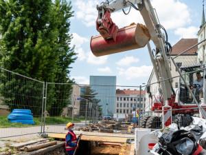 V Brně zrekonstruují potrubí, řidiče čekají nová dopravní omezení