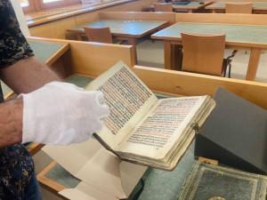 Brněnští knihovníci digitalizují unikátní historické rukopisy