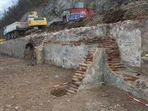 Brněnští archeologové odkryli pozůstatky osady Kamenný mlýn