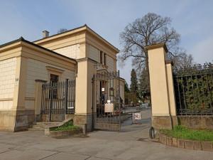 Ústřední hřbitov dostane nový vchod, o podobě rozhodne soutěž