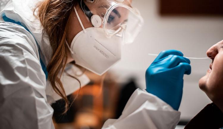 Na jižní Moravě přibylo za den 172 případů covidu, v nemocnicích je 334 koronavirových pacientů