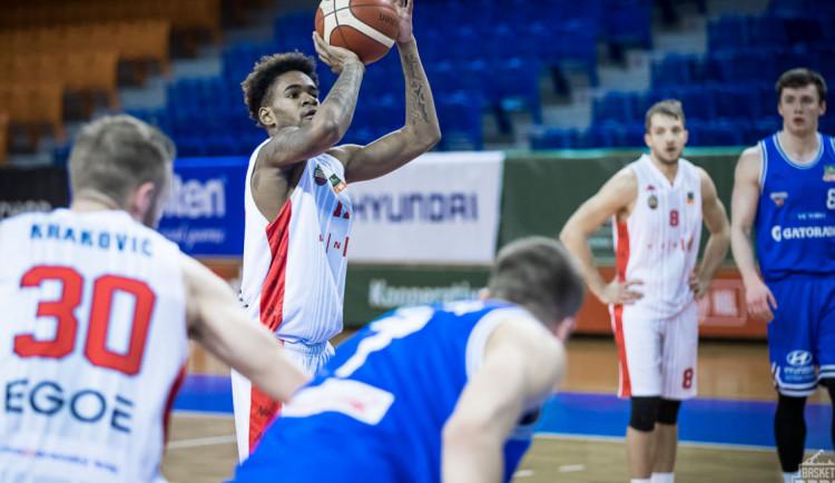 Basketbalisté Brna si zahrají po 13 letech play-off