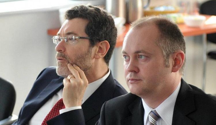 Hamáčkovým náměstkem se po odchodu Kulhánka stal bývalý hejtman Hašek
