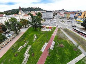Mendlovo náměstí získá novou kanalizaci, původní vodovody slouží přes sto let