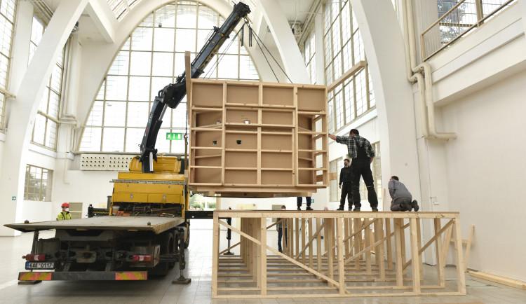 Brno má model Janáčkova koncertního sálu, poslouží zvukařům