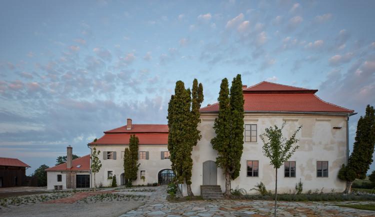 Nejlépe opravené památky jižní Moravy jsou továrna, fresky a kaplička