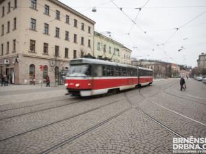 Šaliny v Brně ode dneška nejezdí do Starého Lískovce, jinak MHD posílí
