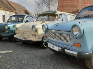 Výroba legendárního vozu skončila přesně před 30 lety, své fanoušky má Trabant dodnes