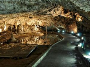 Jihomoravské jeskyně se připravují na novou sezónu
