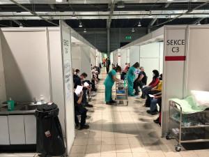 Tempo očkování na jihu Moravy zrychluje, v Brně se zítra prolomí hranice 100 tisíc vakcín