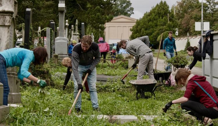 Nadšenci oživí zpustošené hroby slavných brněnských továrníků