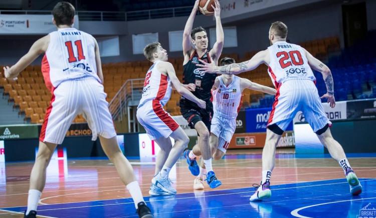 Basketbalisté Brna zabojují o finále, v cestě stojí Nymburk