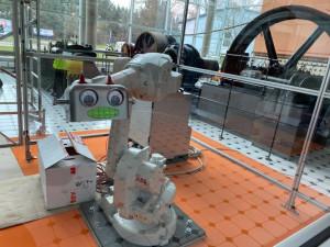 Největší výstava v historii. Technické muzeum ukáže roboty z celého světa