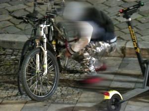 Cizinci kradli v centru Brna kola, hrozí jim vyhoštění