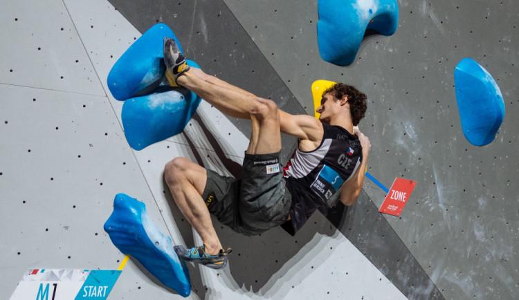 Adam Ondra ovládl Světový pohár, odveze si další zlato v boulderingu
