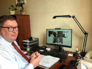 Novým předsedou jihomoravské TOP 09 je senátor Třetina