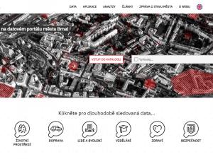 Brno je ve špičce votevírání dat