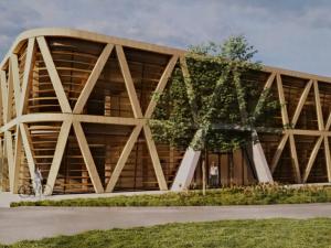 V Břeclavi postaví nový parkovací dům za sto milionů korun