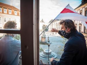 Brno podpoří Ambasádu nezávislé běloruské kultury 400 tisíci korun