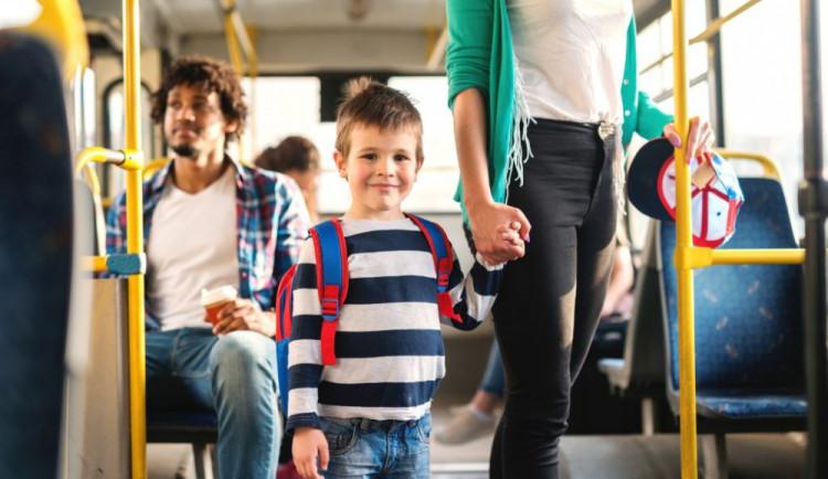 Zmísta na místo bezpečně veřejnou dopravou