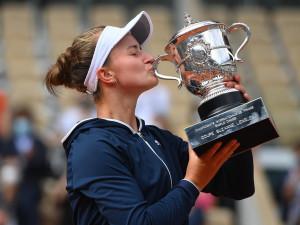 Královna z Ivančic u Brna, Krejčíková ovládla Roland Garros