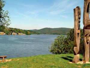 U Brněnské přehrady vznikne amfiteátr, umožní i promítání filmů