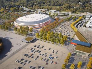 Brno se přibližuje hokejové aréně, kraj slíbil finanční injekci