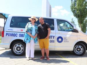Bílý kruh bezpečí představil první mobilní poradnu v České republice