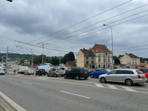 V Brně začíná výstavba městského okruhu v části Tomkovo náměstí a Rokytova