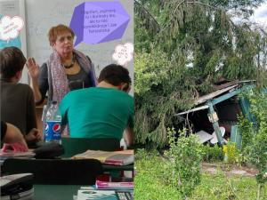 Hodonínské gymnázium truchlí, tornádo zabilo oblíbenou učitelku zeměpisu