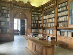 V Brně se lidem mimořádně otevře unikátní kapucínská knihovna