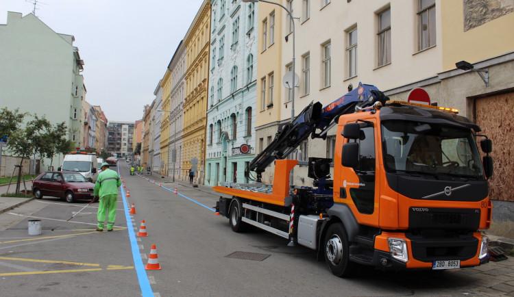 V Brně zavedou modré zóny do dalších oblastí