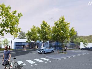 V Blansku si postaví nové lázně, budova stávajících půjde k zemi