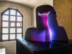 Špilberk patří legendárním mistrům sklářského umění