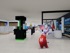 MALL.CZ  vbrněnském Centru Vídeňská otevírá svůj první Mega Shop