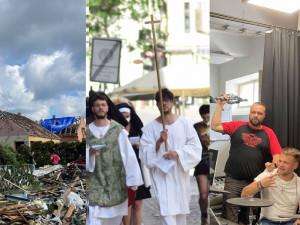 ČERVEN 2021: Řádění tornáda,  feministicko-katoličtí aktivisté a Morčata na útěku